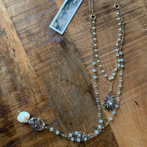 Lost and Found Layered Necklace